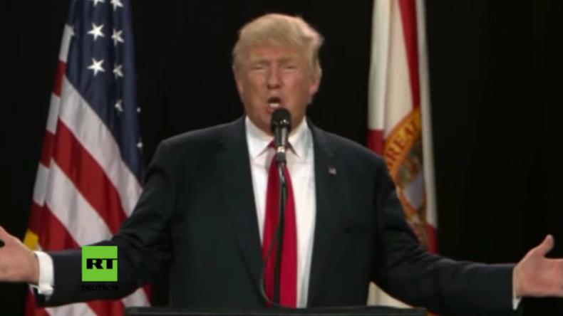 """Donald Trump: """"Wir werden von dummen Menschen regiert"""""""