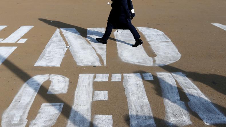 Nach Wallonen-Veto gegen CETA: Der deutsche Mainstream schäumt vor Wut