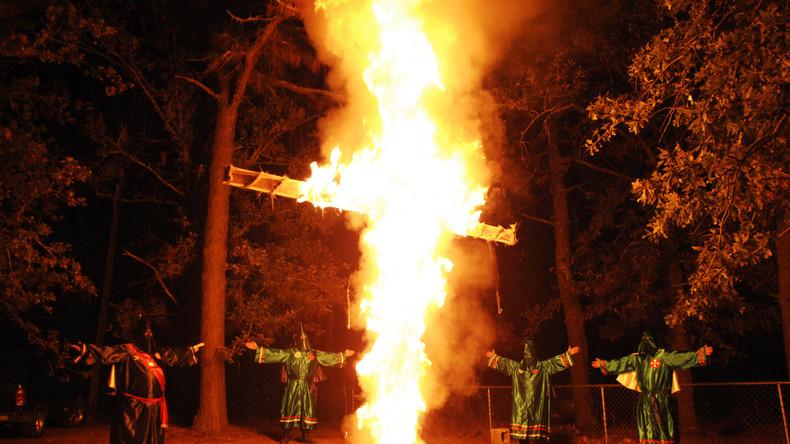 Ku-Klux-Klan auch in Deutschland aktiv