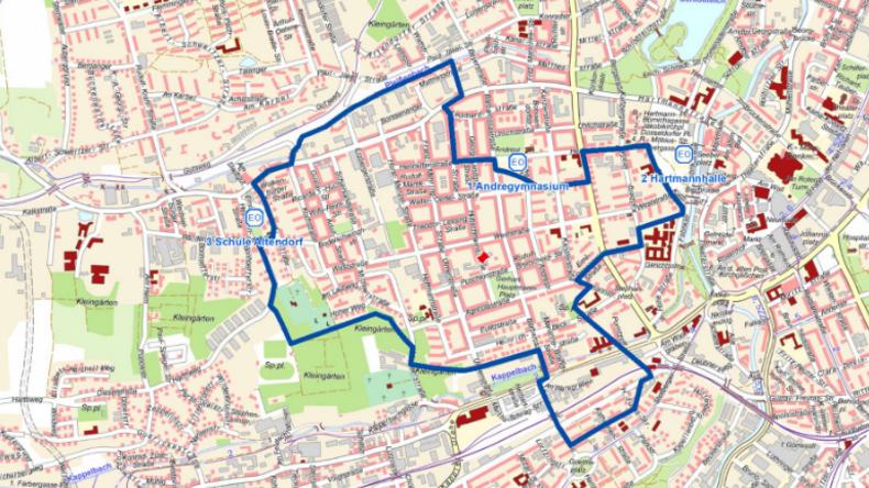 Chemnitz: Fliegerbombe aus dem Zweiten Weltkrieg gefunden