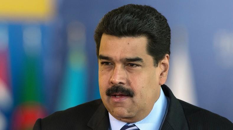 Venezuela: Parlament eröffnet Verfahren gegen Maduro