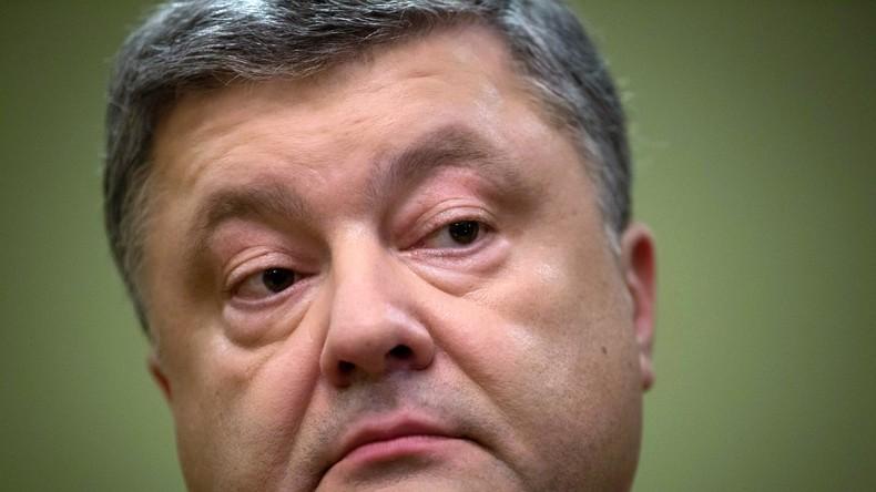 Poroschenko: Ukraine kann nicht nur von IWF-Kredittranchen leben
