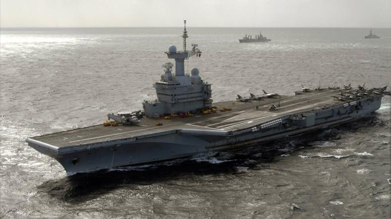 Frankreich verlängert seinen Militäreinsatz in Mossul bis Mitte Dezember