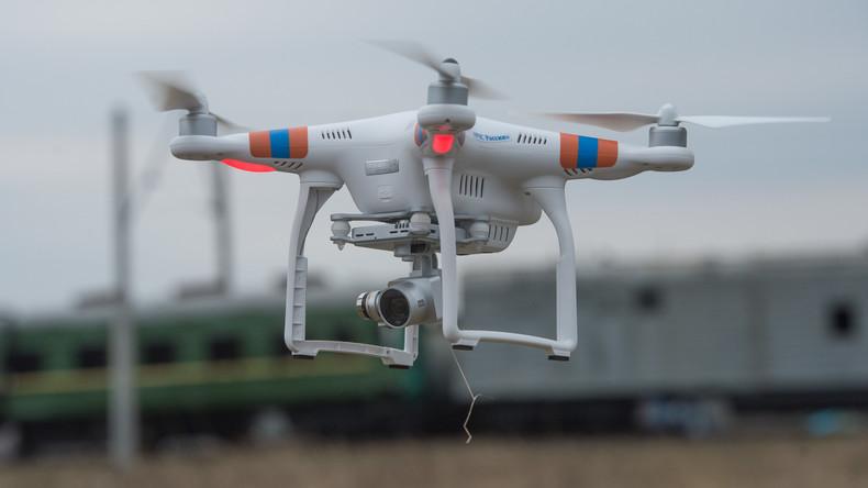 Schweden verbietet Drohnen mit Kameras