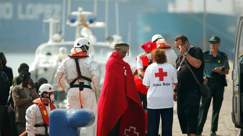 Im Mittelmeer seit Jahresanfang 3.800 Flüchtlinge ertrunken
