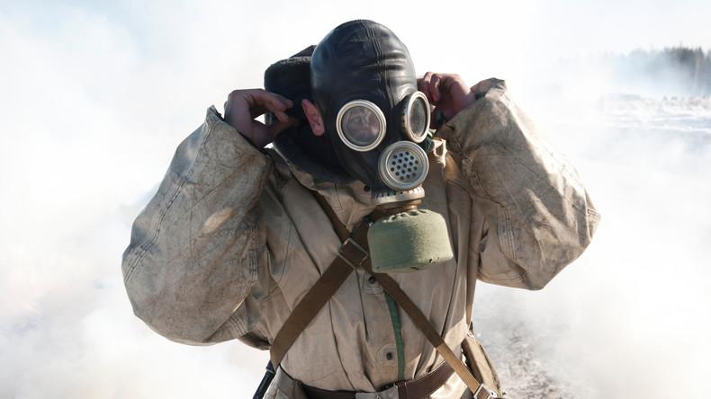 Russland wird Chemiewaffenvorräte ein Jahr früher als vorgesehen vernichten