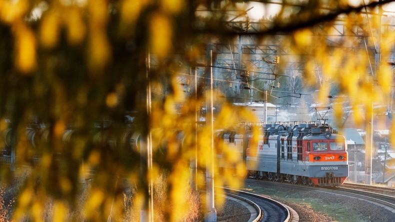 SOZ-Geheimdienste unterbinden Anwerbung von Terroristen in Zügen aus Zentralasien ab
