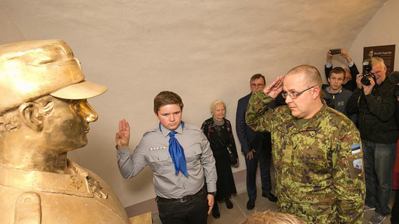 Estland weiht Denkmal zu Ehren von SS-Unterscharführer – Russland fordert UNO-Beurteilung