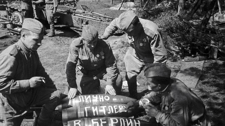 Soziologen: Jeder dritte Deutsche fürchtet Krieg mit Russland