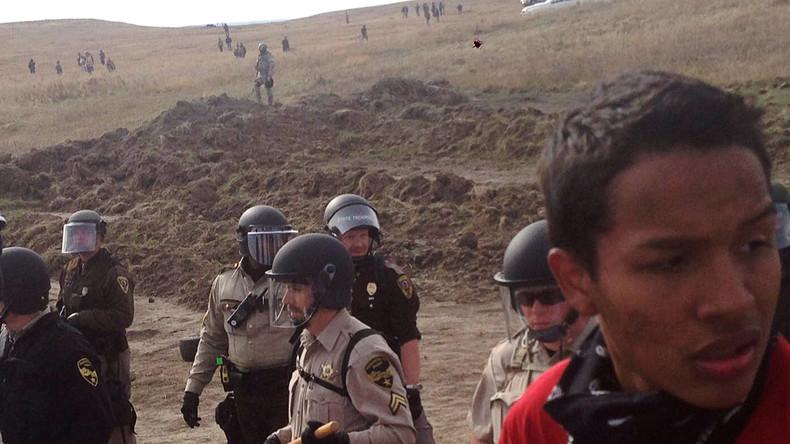 North Dakota: Eskalation bei Protesten gegen Pipeline