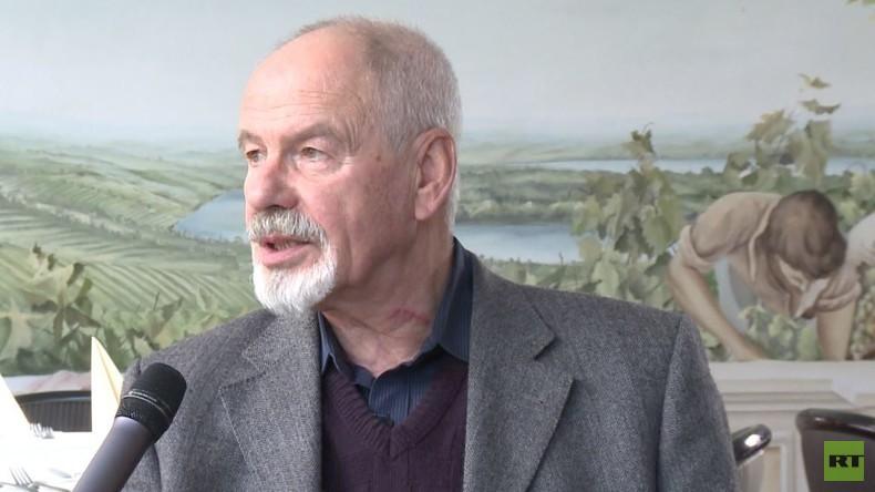 Jochen Scholz über geopolitische Ursachen des Krieges in Syrien