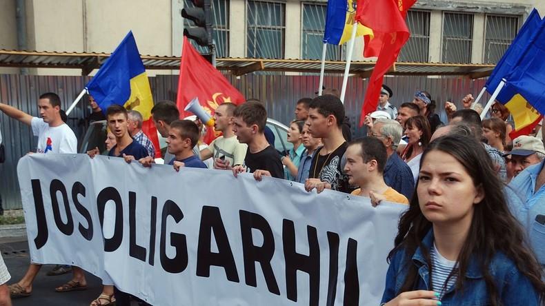 Präsidialwahlen in Moldawien: Nach Enttäuschung durch EU will Bevölkerung pro-russischen Kurs