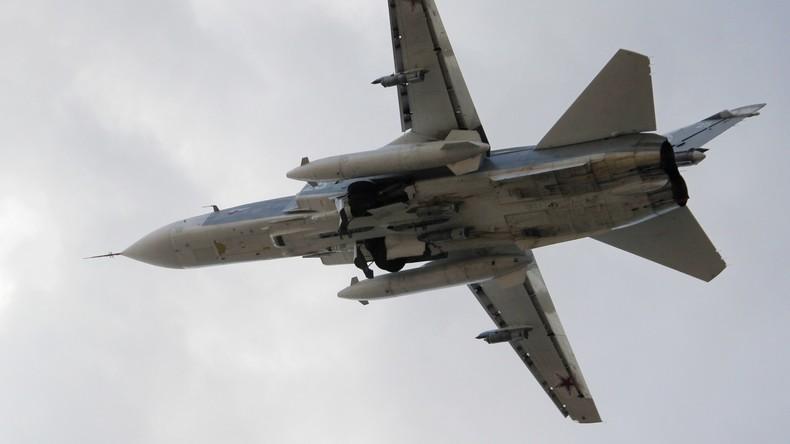 Pentagon: Annäherung der Flugzeuge Russlands und der Koalition über Syrien war nicht böswillig