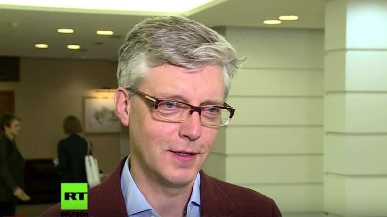 Dr. Reinhard Krumm, Friedrich-Ebert-Stiftung, über das deutsch-russische Verhältnis