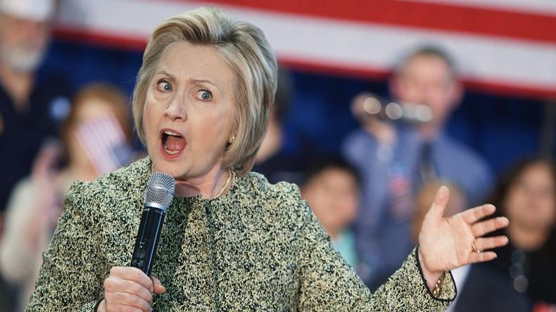 FBI nimmt Ermittlungen gegen Clinton in E-Mail-Affäre wieder auf