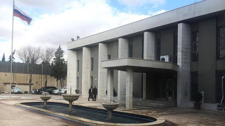 UN-Sicherheitsrat verurteilt Beschuss russischer Botschaft in Damaskus