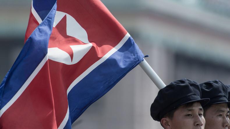 Nordkorea droht den USA und Japan mit nuklearem Präventivschlag