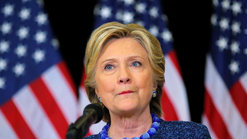 US-Senatoren werfen FBI vor, im Fall Hillary Clinton auf Wladimir Putins Seite zu sein