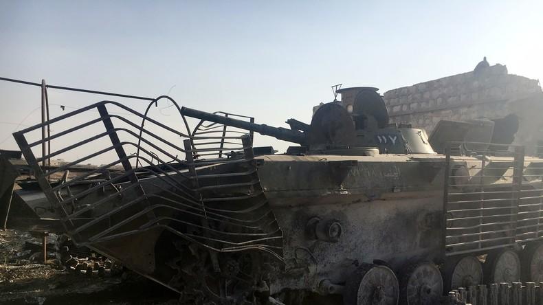 Extremisten setzen bei Attacken auf Aleppo C-Waffen ein