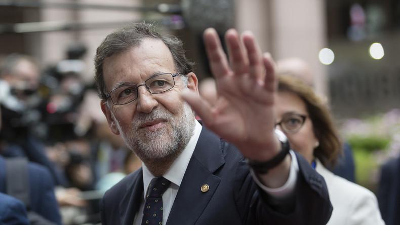 Spanien: König Felipe VI. ernennt Mariano Rajoy zum Regierungspräsidenten