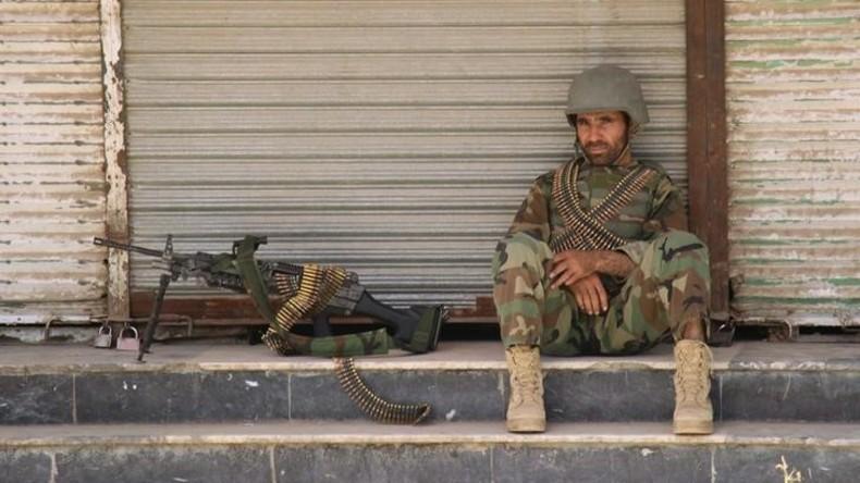 Afghanische Sicherheitskräfte liquidieren 70 Extremisten