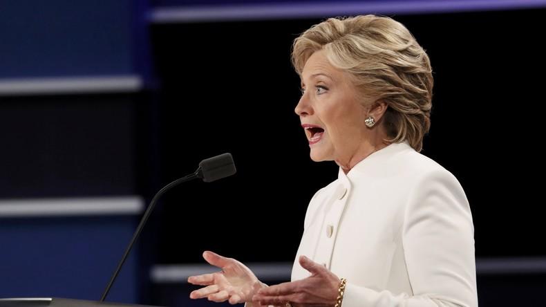 FBI hat weitere Clinton-E-Mails schon vor Wochen entdeckt