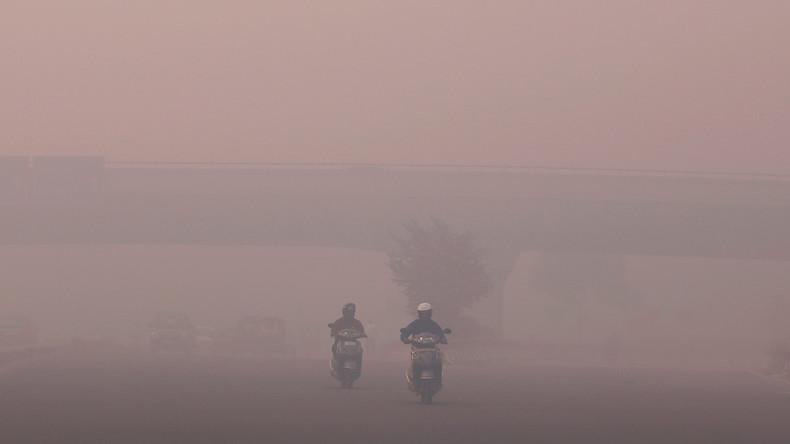 UNICEF: 300 Millionen Kinder atmen stark verschmutzte Luft