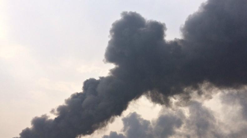 Irak: Heftige Explosion im Zentrum von Mossul - Angriff auf IS-Kämpfer