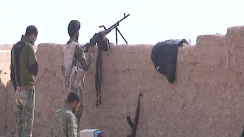 """Live von der Offensive gegen den """"Islamischen Staat"""" in Mossul"""