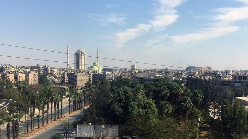 Russland plant in dieser Woche Großeinsatz in Aleppo – Medien