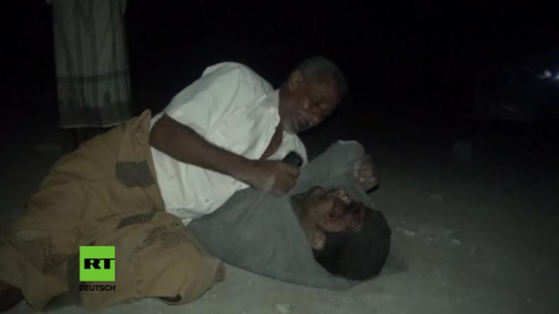Jemen: Luftschläge der Saudi-geführten Koalition treffen Gefängniskomplex – Mindestens 43 Tote
