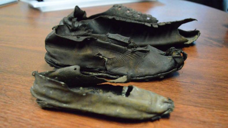 England: Mehr als 400 Schuhe von römischen Legionären gefunden
