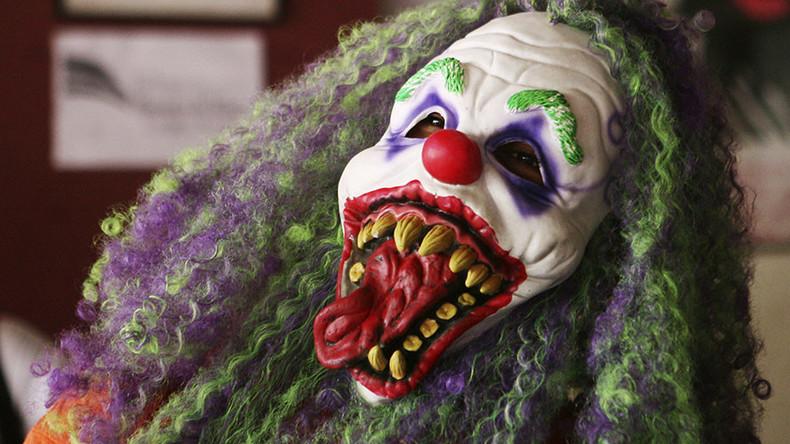 Horrorclowns - Gruselige Unruhestifter