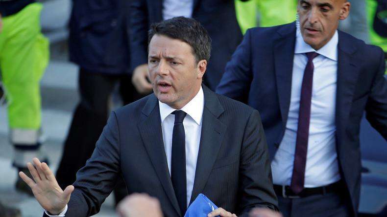 Nicht nur die Erde ist gespalten: Italien vor der Abstimmung zur Verfassungsreform