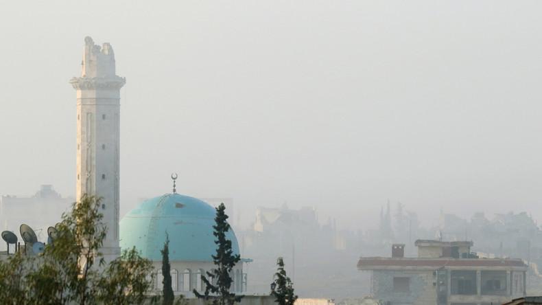 Aleppo: Ex-Al-Nusra-Front nutzt Waffenstillstand für massive Angriffe aus