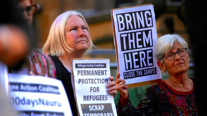 Lebenslänglich für Flüchtlinge: Australien plant Verschärfung des Einwanderungsgesetzes
