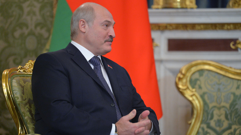 Lukaschenko offenbart arabischem Scheich Know-Hows des Reichtums