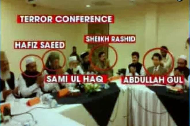 Leak: Videoaufnahme zeigt Treffen von Vertretern der pakistanischen Regierung mit Terroristen-Chefs
