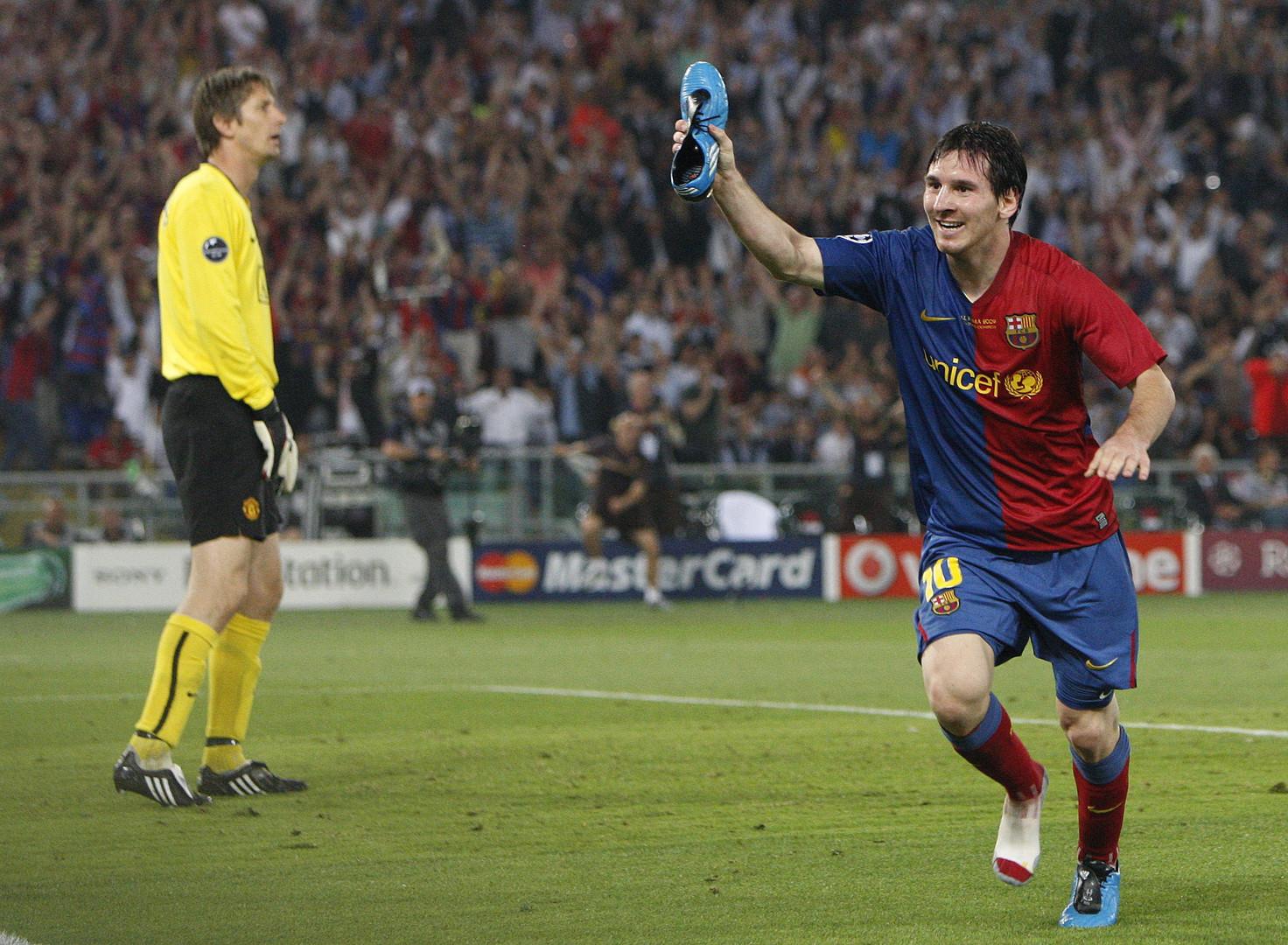 Von Messi ausgewählt: Erstmals Frau – zudem aus Russland