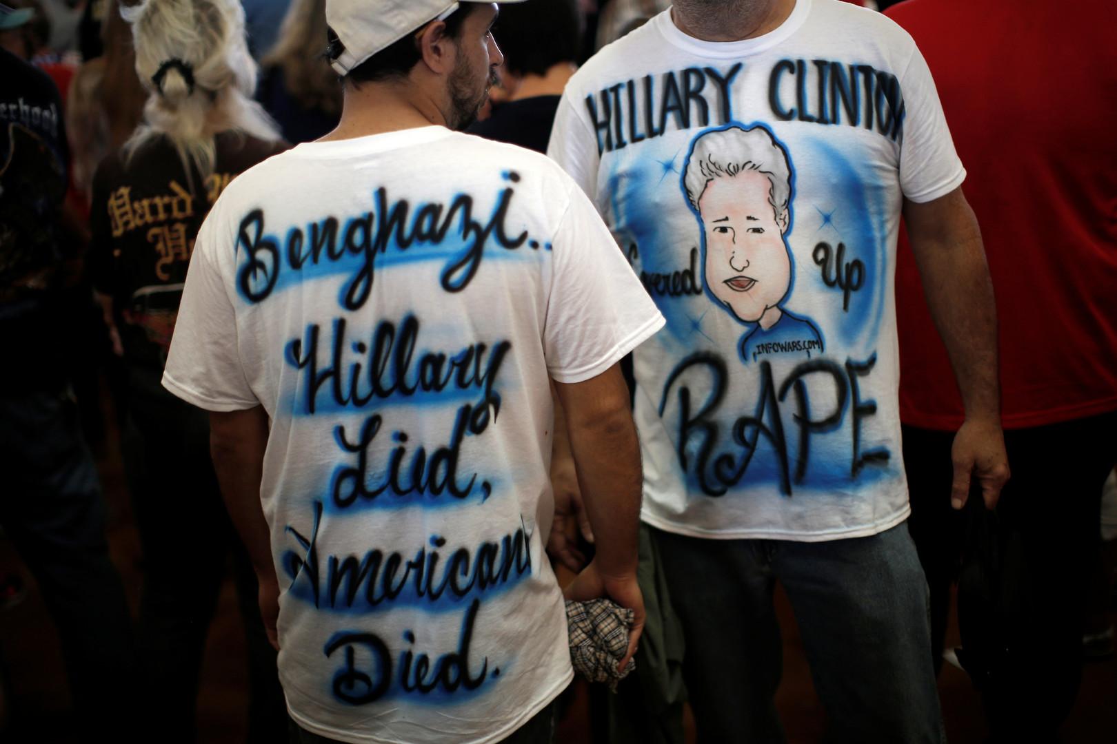 Bengasi: Hillary hat gelogen, Amerikaner sind gestorben