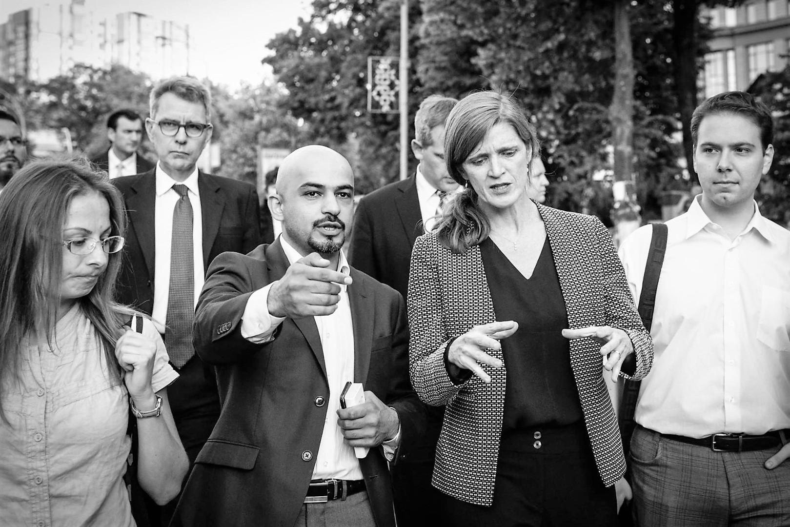 Wachablösung: Atlantic Council stellt seine Kandidaten für die Ukraine vor