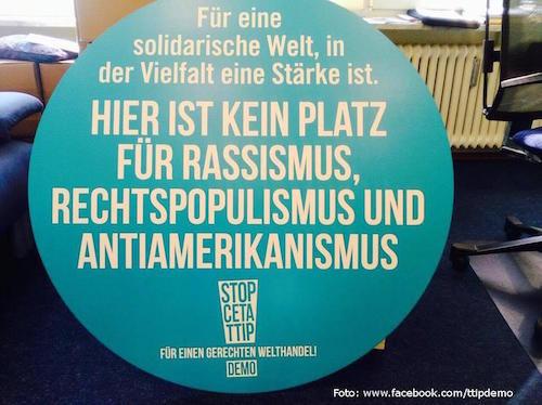 Protestbündnis Campact – Wachsendes Misstrauen gegen die Kampagnenprofis