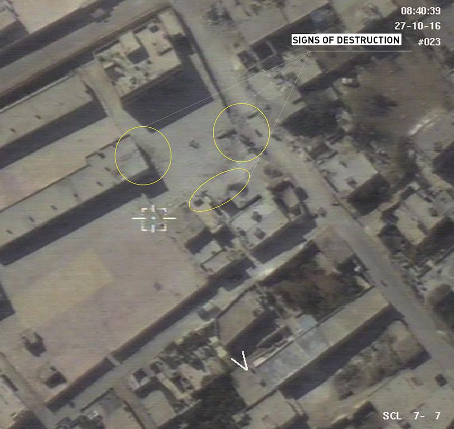 Schule im syrischen Idlib nicht durch Luftschläge zerstört – russisches Verteidigungsministerium