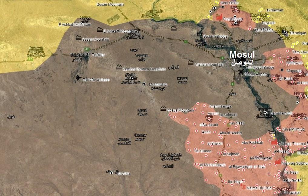 Irak: Erstmals irakische Spezialeinheiten in Mossul - Spannungen mit Türkei vorprogrammiert