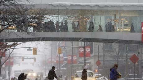 Vancouver, Kanada. 26. December 2008