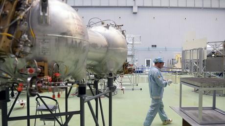 NPO Energomasch soll an das US-amerikanische Privatunternehmen Orbital ATK insgesamt 14 Triebwerke vom Typ RD-181 für Trägerraketen des Typs Antares liefern.