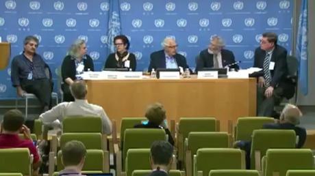 Eine Delegation des US-Friedensrates hat Syrien besucht und ist am Ende ihrer Reise zu der Überzeugung gelangt, dass die Dämonisierung der amtierenden Regierung in Damaskus durch US-Politiker und Medien unberechtigt sei.