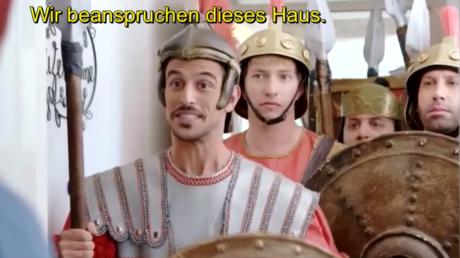 Eine Szene aus dem umstrittenen Video.