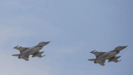 Mehrzweckkampfflugzeug F-16 Fighting Falcon
