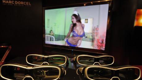 Neben 3D-Filmen ein weiterer Trend bei Pornos: das personenbezogene Sammeln von Daten der Nutzer.